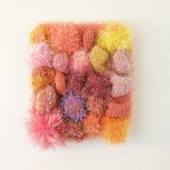 knitted paintings